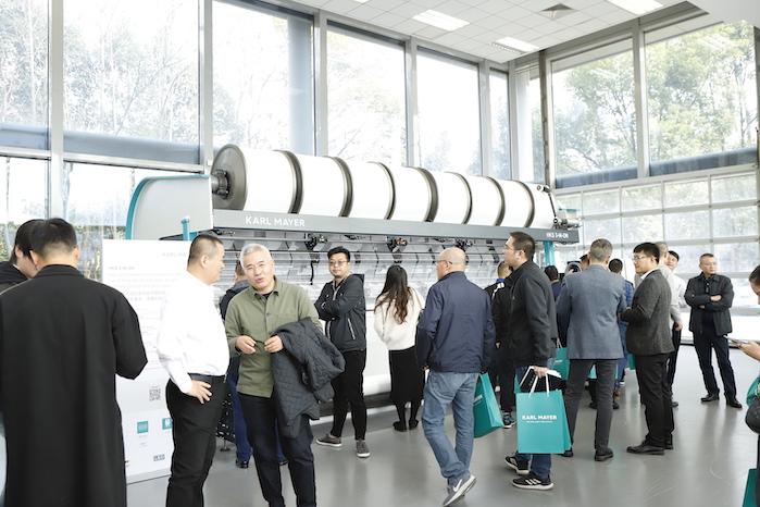 Karl Mayer China Exhibition 2019